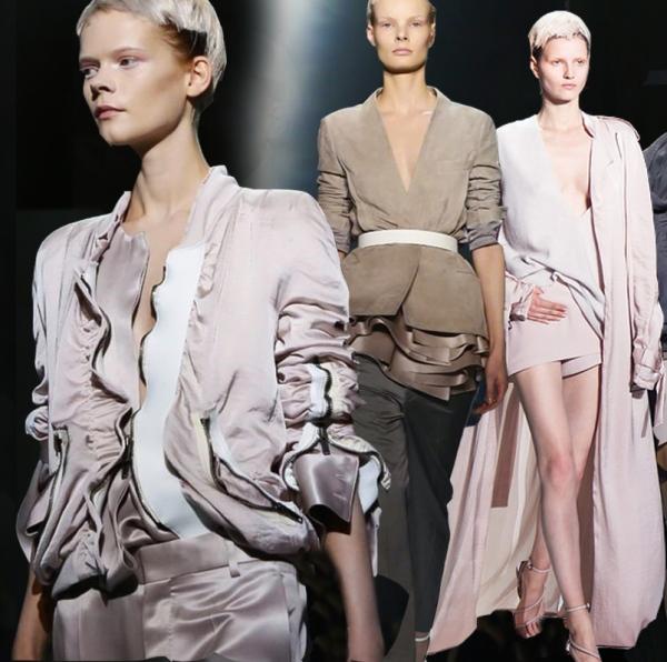 Haider Ackermann Ready to Wear Spring Summer 2015 in Paris